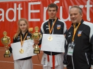 Deutsche Meisterschaft Jugend, Junioren, U 21 in Erfurt_1